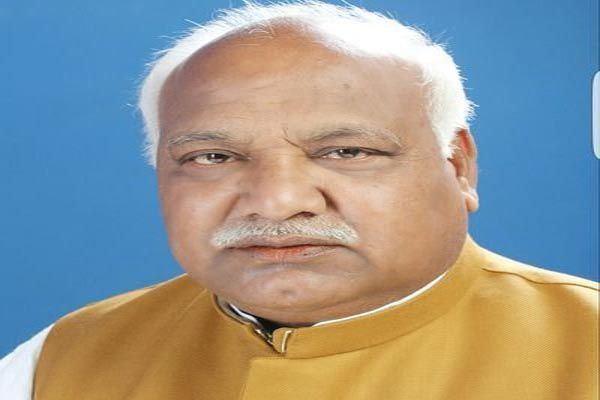 Lallu Singh MP lallu singh take review meeting of Pradhan Mantri Gram Sadak