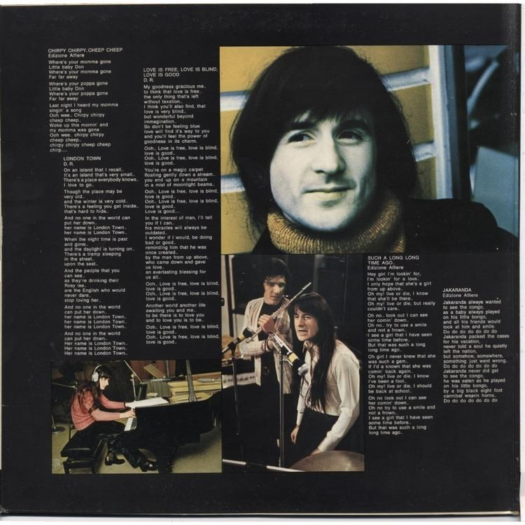 Lally Stott chirpy chirpy cheep cheep by LALLY STOTT LP Gatefold