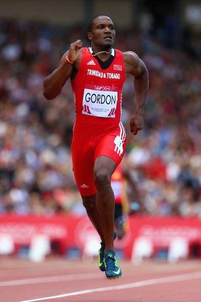 Lalonde Gordon Lalonde Gordon Photos 20th Commonwealth Games Athletics