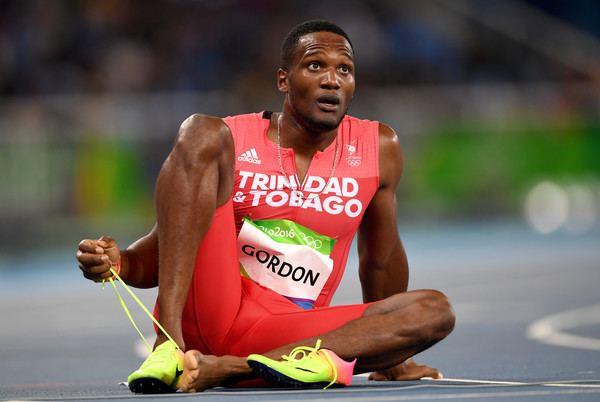 Lalonde Gordon Lalonde Gordon in Athletics Olympics Day 7 Zimbio