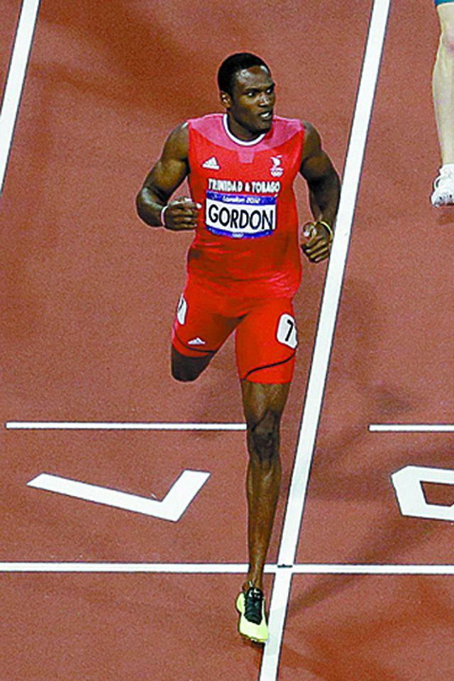 Lalonde Gordon National Association of Athletics Administrations of
