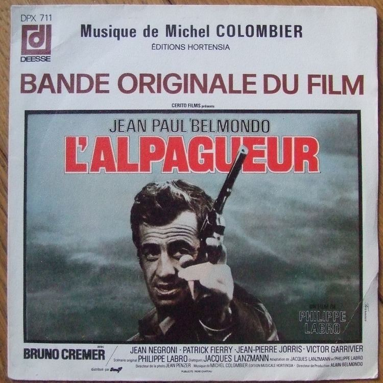 LAlpagueur movie scenes michel colombier L ALPAGUEUR