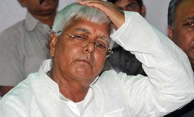 Lalu Prasad Yadav BJP to seek legal opinion on cancellation of Lalu Yadav39s