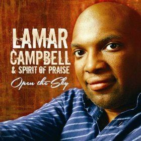 Lamar Campbell (musician) Lamar Campbell Open the Sky blackgroovesorg