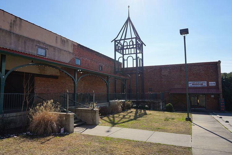 Lamar County Historical Museum