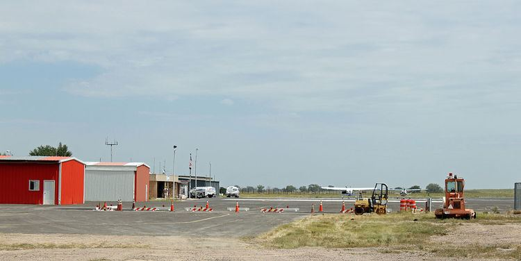 Lamar Municipal Airport (Colorado)