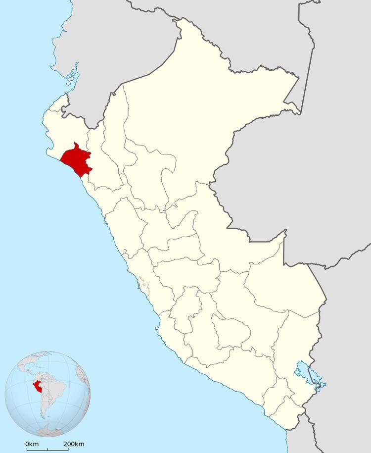 Lambayeque Region