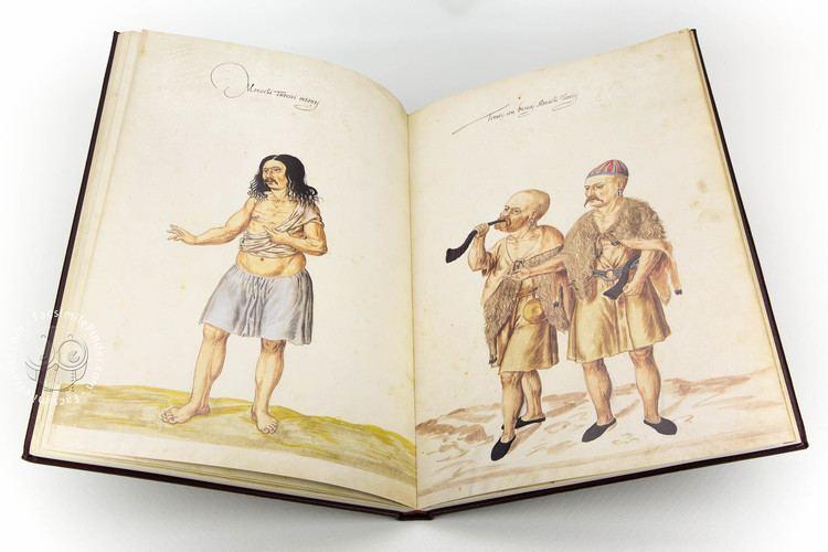 Lambert de Vos Costume Book of Lambert de Vos Facsimile edition