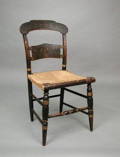 Lambert Hitchcock The Fancy Chair Craze of the 1800s Lambert Hitchcock and the