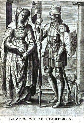 Lambert I, Count of Louvain