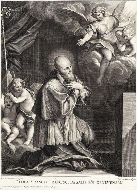 Lambert Visscher FileLambert Visscher w Franciszek Salezyjpg Wikimedia Commons