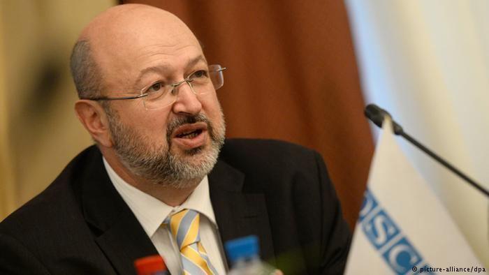 Lamberto Zannier Zannier OSCE facilitates players need to act Europe