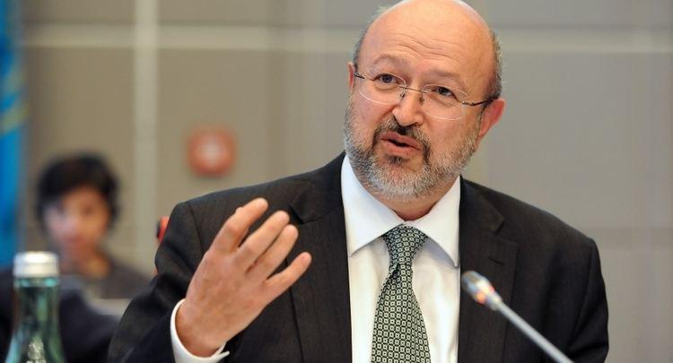Lamberto Zannier Lamberto Zannier reappointed OSCE Secretary General OSCE