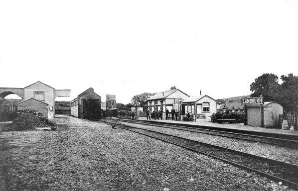 Lambourn in the past, History of Lambourn