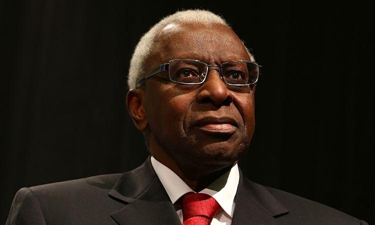 Lamine Diack IAAF39s Lamine Diack athletics faces crisis over Russia