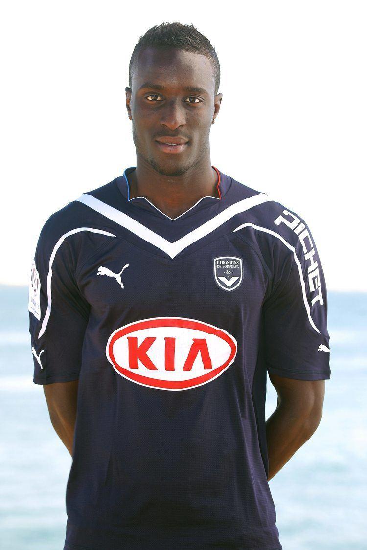 Lamine Sané Ludovic Lamine San Club Girondins de Bordeaux et club
