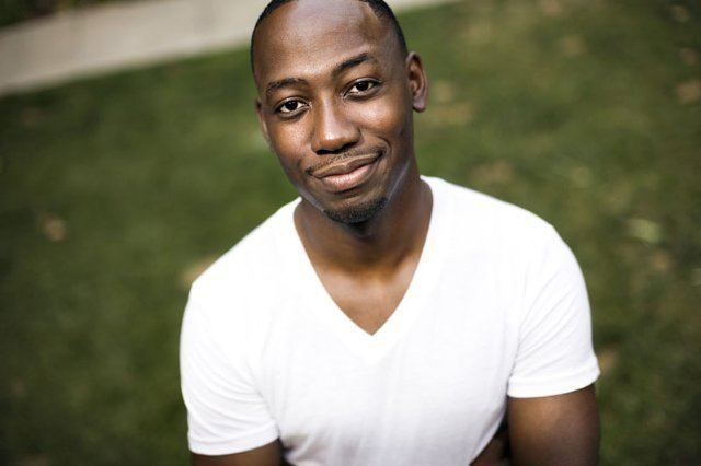 Lamorne Morris ActorComedian Lamorne Morris Gives Tips on Acting Pretty Girls Sweat