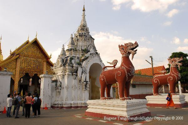 Lamphun Province Tourist places in Lamphun Province