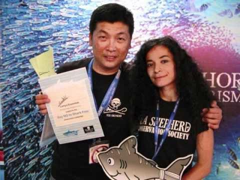 Lamya Essemlali Lamya Essemlali President of Sea Shepherd France Support