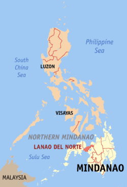 Lanao del Norte Wikipedia