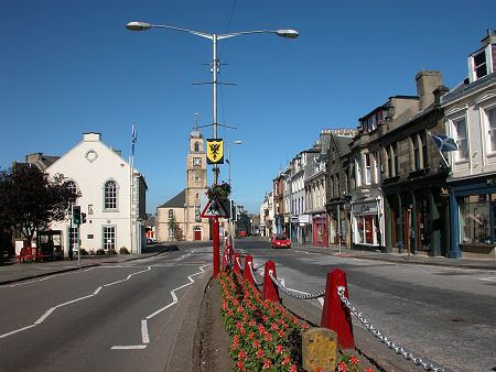 Lanarkshire wwwundiscoveredscotlandcoukusfeaturesareasim