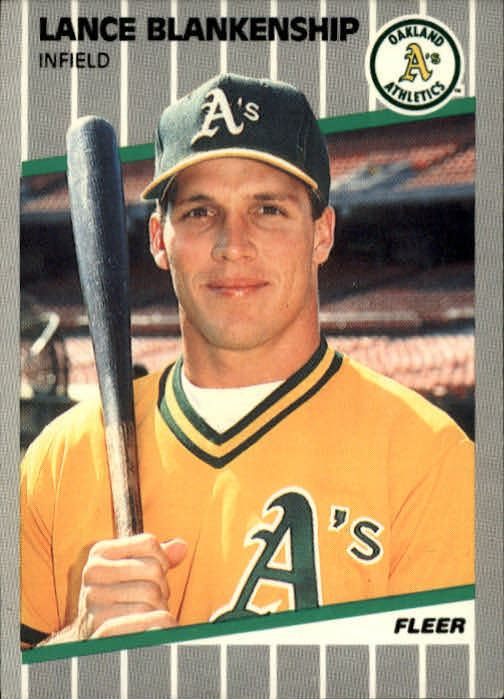 Lance Blankenship Lance Blankenship Former MLB Player From Portland Oregon