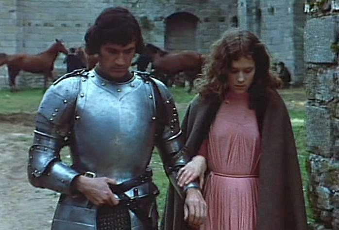 Lancelot du Lac (film) The Film Sufi Lancelot du Lac Robert Bresson 1974