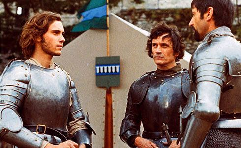 Lancelot du Lac (film) The Rattle of Armor the Softness of Flesh Bressons LANCELOT DU