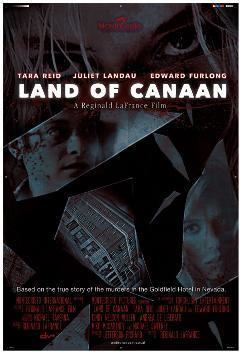 Land of Canaan (film) movie poster