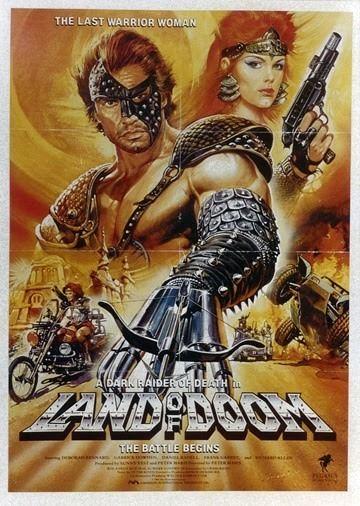 Land of Doom Critical Outcast Movie Review Land of Doom