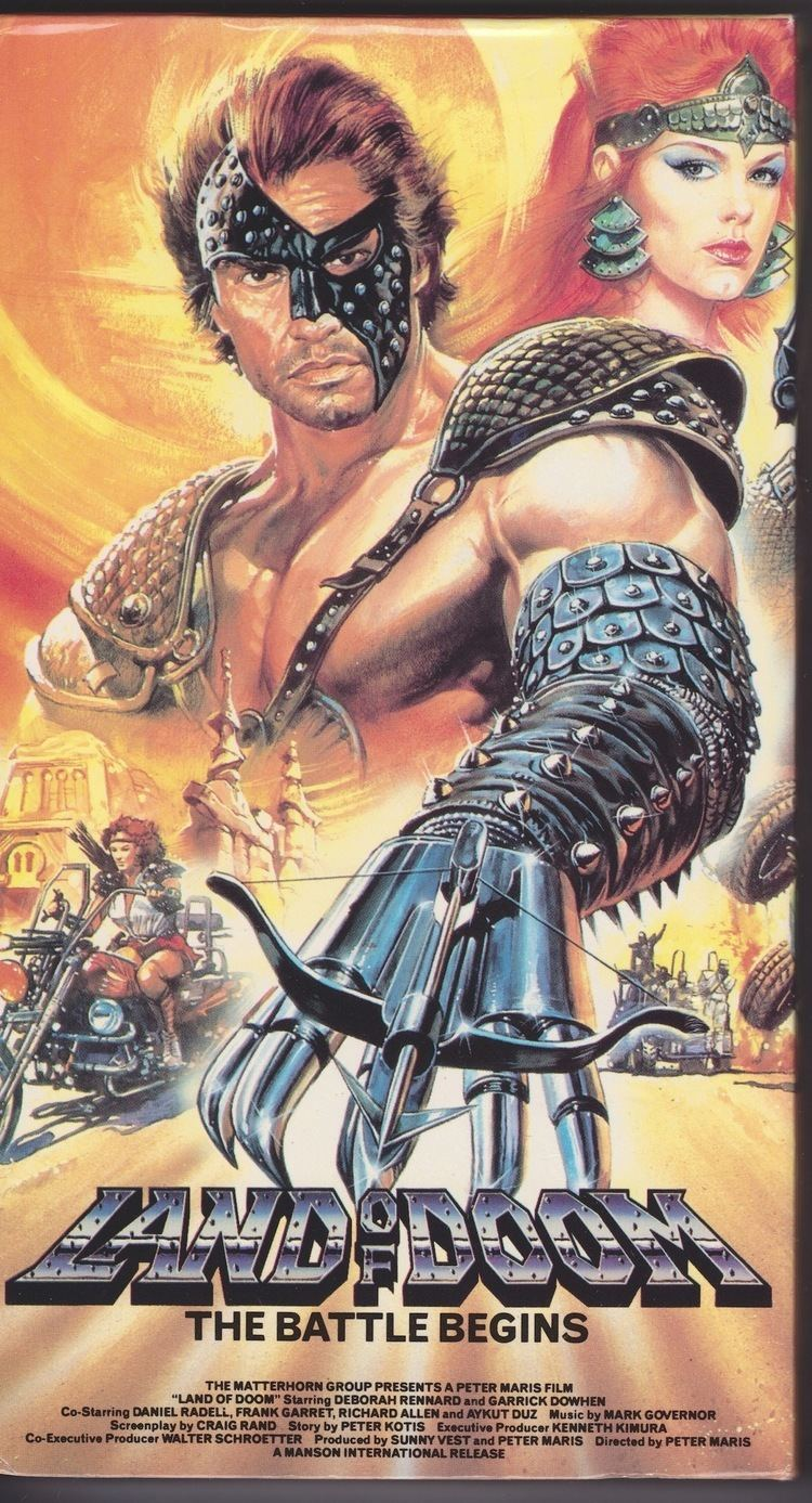 Land of Doom COLLECTING VHS LAND OF DOOM 1986 CHUDcom