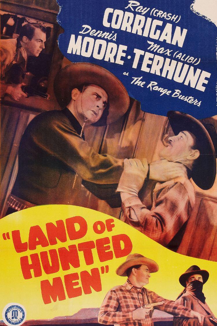 Land of Hunted Men wwwgstaticcomtvthumbmovieposters40288p40288