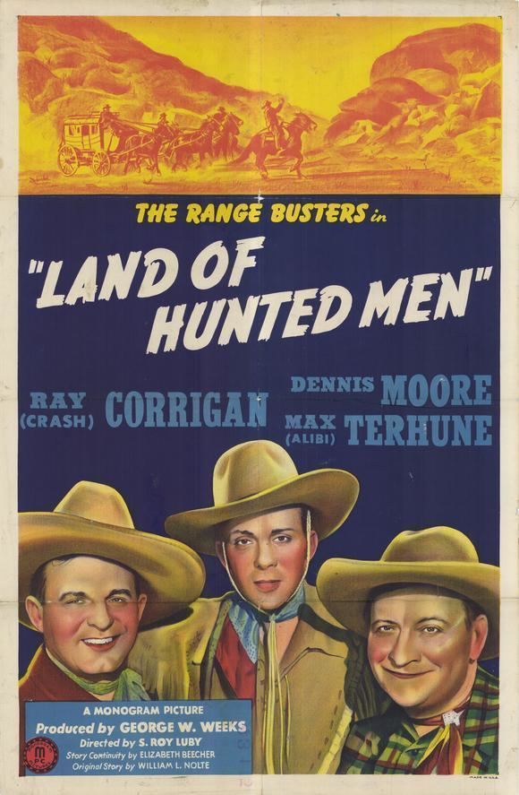 Land of Hunted Men Land of Hunted Men Movie Posters From Movie Poster Shop