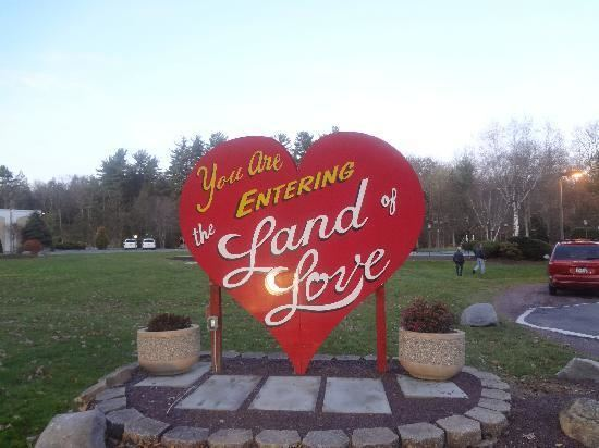 Land of Love the land of love Picture of Paradise Stream Resort Mount Pocono