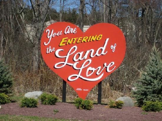 Land of Love the land of love Picture of Pocono Palace Resort Marshalls Creek
