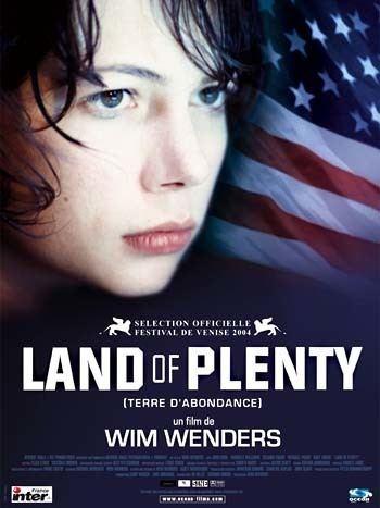 Land of Plenty Land Of Plenty Soundtrack details SoundtrackCollectorcom
