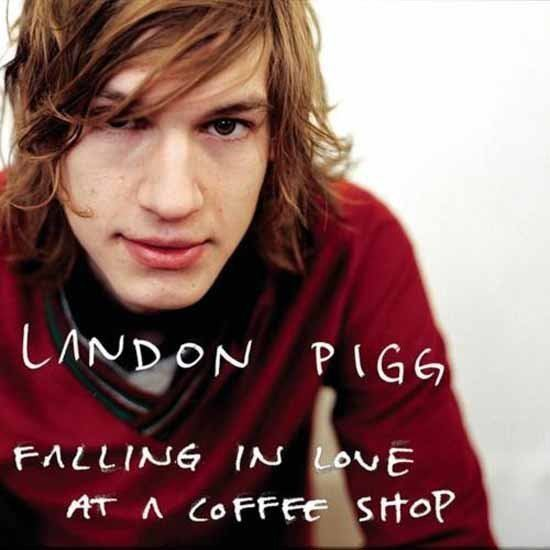 Landon Pigg Falling in Love at a Coffee Shopquot by Landon Pigg Wedding