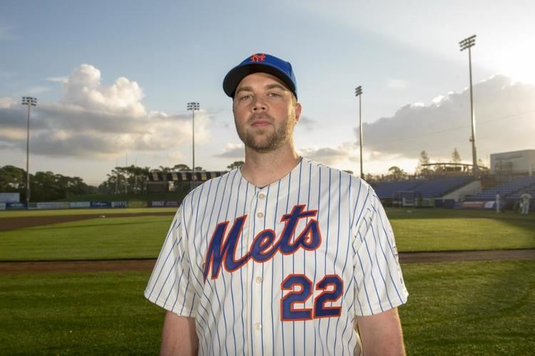 Landon Powell Mets39 Powell opens up after losing daughter to rare