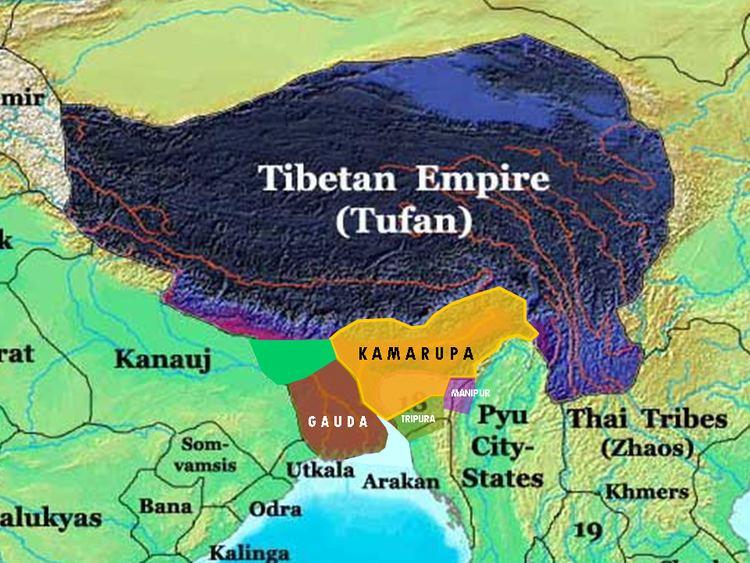 Lanka, Assam in the past, History of Lanka, Assam