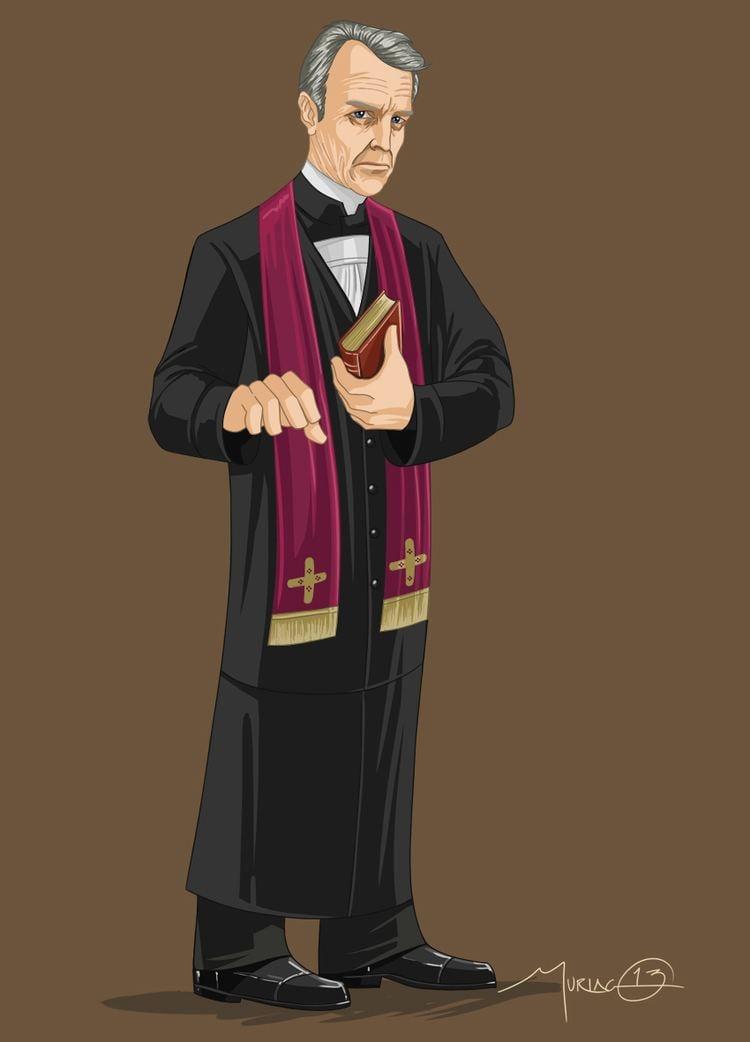 Lankester Merrin The 180 Characters 63 Father Lankester Merrin