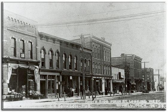 Lansing, Michigan in the past, History of Lansing, Michigan
