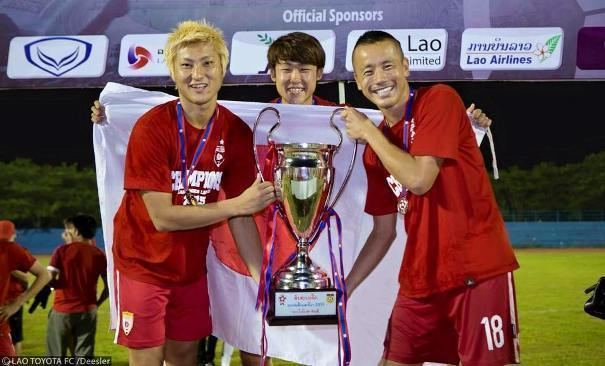 Lao Premier League Fabulous Lao Toyota win Lao Premier League on Goal Difference AFF