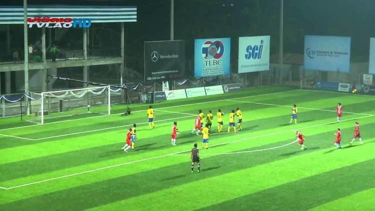 Lao Premier League Lao Premier League 2015 Lanexang United 51 IDSEA Champasak United