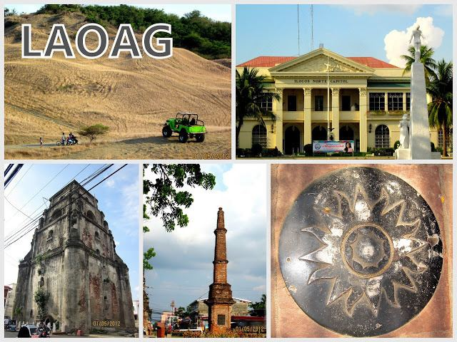 Laoag in the past, History of Laoag