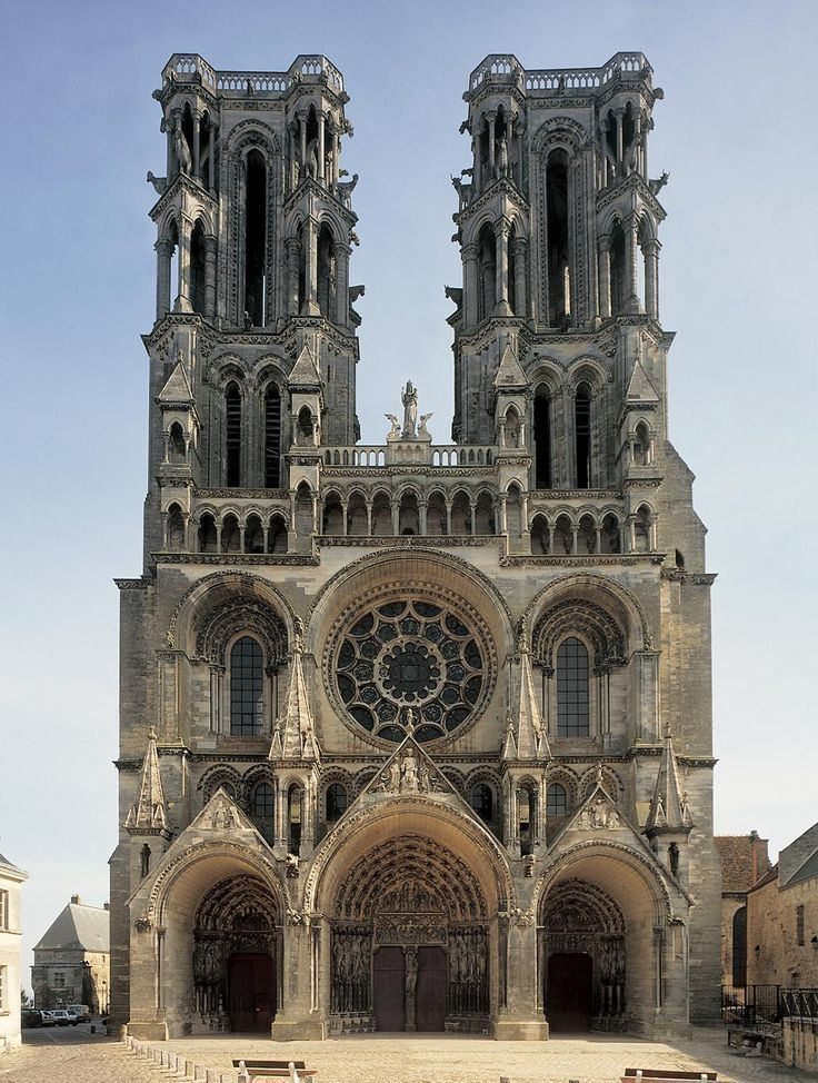 Laon in the past, History of Laon