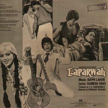 Laparwah 1981 Bappi Lahiri Listen to Laparwah songsmusic