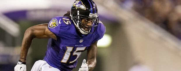 LaQuan Williams WR LaQuan Williams ReSigns With Ravens