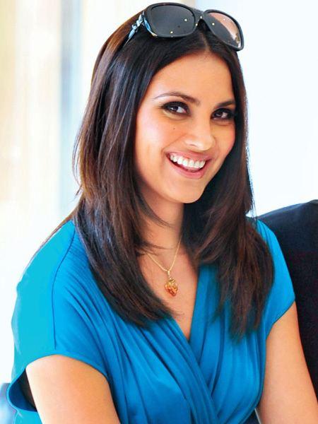 Lara Dutta LARA DUTTA Vickie39s Bollywood Broadcast