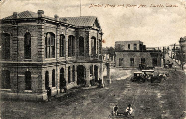 Laredo, Texas in the past, History of Laredo, Texas