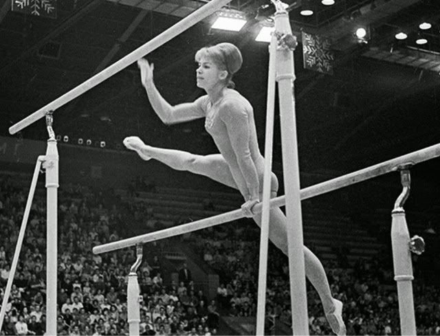 Larisa Latynina The 25 Most Decorated Summer Olympians of AllTime
